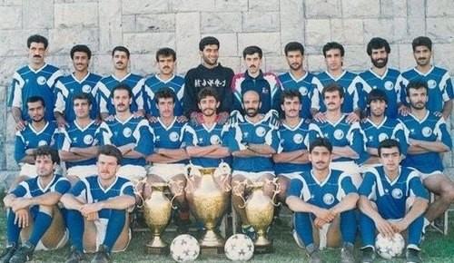 تاریخچه تیم استقلال