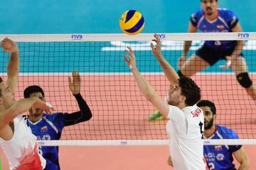 شرط بندی والیبال ایران