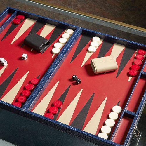 Backgammon Large 2411.BAC .000 01 - در هنگام شرط بندی روی این بازی ایرانی ، تخته نرد حرفه ای برای بردهای تضمین شده قانون می کند