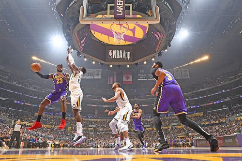 نتایج بسکتبال nba را چگونه می توان مشاهده کرد؟
