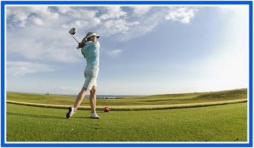 عکس بازی Golf را از چه طریق می توان تماشا کرد؟