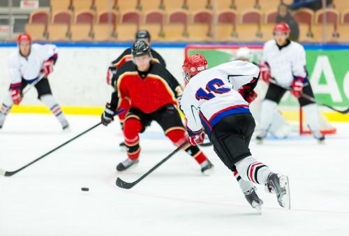 رده بندی بازی hockey