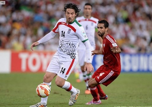 شرط بندی بازی ایران و امارات